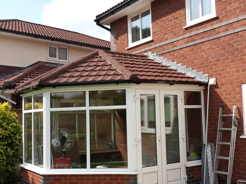conservatory re-roof